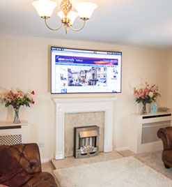 tv wall mounting Swindon